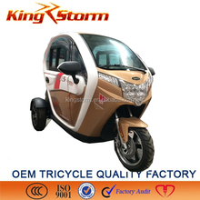 2016 new version passenger tricycle of 2000W ,hot sales