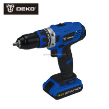 14.4V DC new design power tool mobile power supply lithium battery cordless drill