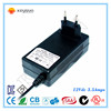 Wall mounted adapter power supply 12v dc 42w