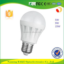 wholesale price new style high quality e27 led light bulb 550 lumen