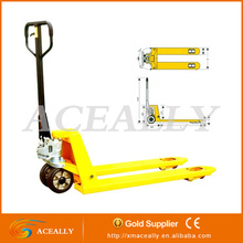 ACEALLY 2000kg Furniture Manual Hydraulic Carrier or Pallet Truck