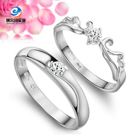 2015 Ebay Supplier Factory Price Latest Wedding Ring Design