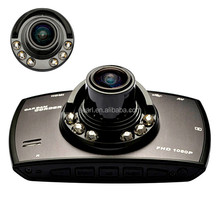 Hot Selling!!GPD6624 720P Night Vision G-sensor Car Video Recorder with CE Certificate