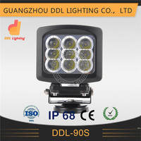 5.2inch 90W Spot/Flood beam C REE LED work lamp LED Truck jeep SUV Car Light Offroad Led Driving Lights