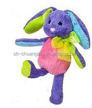 Lovely High Quality Cute Plush Toy Stuffed Rabbit Wild Animal