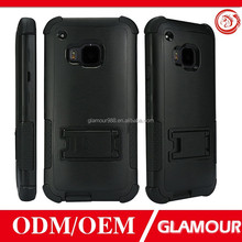 shockproof waterproof dirtproof cell phone case for htc one m9 2015 new arrival carry case