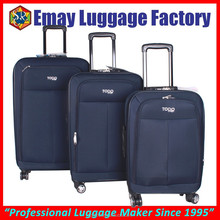 5 pcs outside trolley cheap luggage and case