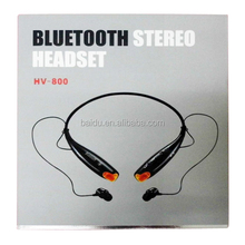 Bluetooth headsets with stereo sound bluetooth 3.0 control by smart phone