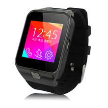 Bluetooth Smart Watch with 2G GSM/ Messaging/ Connecting to phone/ Sync SMS From Android Phone