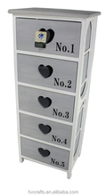 Muebles de China 5 drawers cabinet