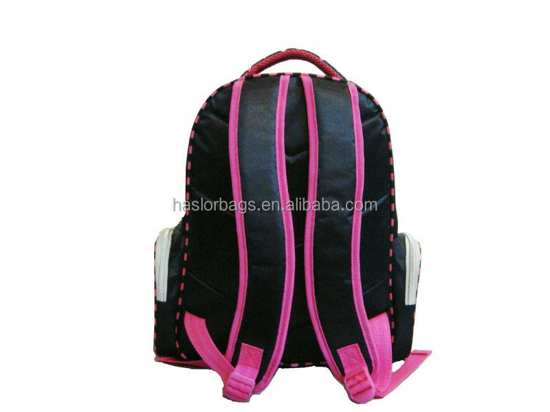 Gros Hot vente Polyester mignon enfants école sac à dos