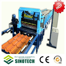 Customized/ Glazed Tile roll forming Co-Extrusion Making Machine/Extruder