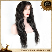 Factory price Wholesale cheap human hair full lace wig chinese virgin hair full lace wig