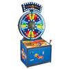 Hot sale classic game machine Spin -N-Win lottery game machine
