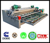 Chinese artifical 2700mm log planer slice face veneer rotary cutter machine/veneer peeling machine