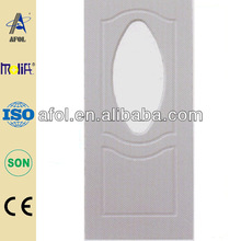 Long time last residental bathroom pvc doors prices