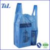 Grocery, supermarket popular carrier plastic t-shirt bag plastic packaging bag
