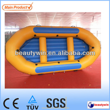 PVC River Sport Rubber Inflatable Raft for Sale