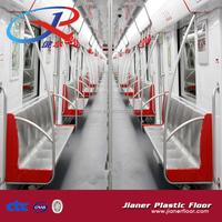 Bus/Metro Commercial PVC Flooring