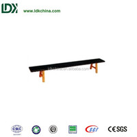 Exercise equipment indoor portable wood gym bench