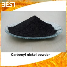 Best12T hot salel fine carbonyl nickel powder free sample