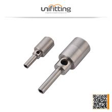 Brass hign precision auto tuning parts