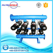 Water filter machiney full automatic disc water filter for sewage treatment plant FC3AK4