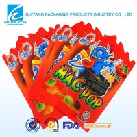 Custom made plastic food packaging makanan kemasan