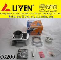 CG200 motorcycle cylinder kit