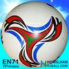 manufactory mini rubber soccer balls cheap custom football size 2 inflate