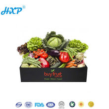 Packaging box 3-Layer B-Flute Flexo Cardboard fruit and vegetable box