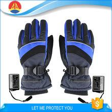 Wiederaufladbare lithium-batterie elektroheizung winter ski-handschuhe