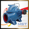Electric underground axial flow pump
