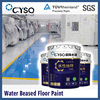 industrial workshop cement concrete epoxy floor paint