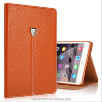 "Noble Classic 9.7"" Genuine Leather case cover with insert card holder for Samsung Tab S2 T810 9.7"" CO-LTC-313"