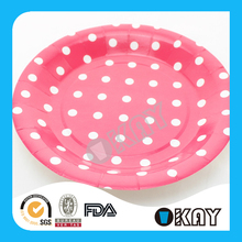 High Quality Animal Shaped Paper Plates Party Supplies For Decoration