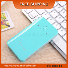 5V 2A external battery pack 16850Mah battery for phone charge for promotion and besiness gift