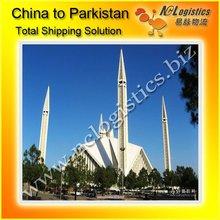 International air Logistics transportation from China to Pakistan