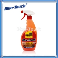 household cleanig detergent disinfectant pine floor cleaner multi-purpose spray stain remover with pine oil