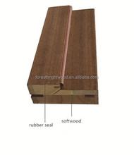 Solid Wooden Door Frame, Door jambs