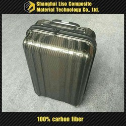 eminent verage suitcase with wheel carbon fiber custom design carry on suitcase