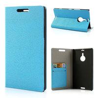 For Nokia Lumia 1520 Case,Tree Bark Textured Leather Wallet Case Cover For Nokia Lumia 1520