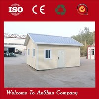 professional design high quality prefab house bamboo