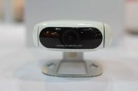 Newest cctv ambarella mini wireless web security camera with plug and play installation