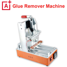 Newest LCD and Glass Touch Screen UV/Loca/OCA Glue Remover Machine loca glue remove machine