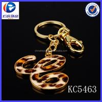 new product metal key chain keychain snake