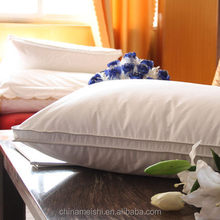 2015 new hot sale double duck/goose feather pillow for bed