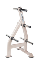 Awesome /Commerical fitness/weight Plate Rack/Elliptical tube material