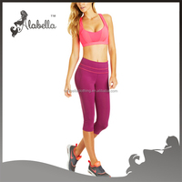 High Quality Workout Clothes, Custom yoga wear drop shipping