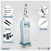 New stationary Medical Co2 Fractional Laser machine for Remove scars, skin pigment and rejuvenate face, neck, chest,hands